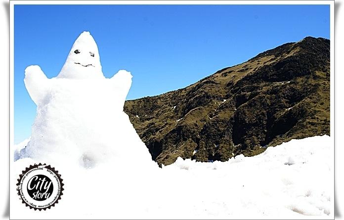 【南投縣●仁愛鄉鄉●賞雪去】銀白世界,合歡山上賞雪去!